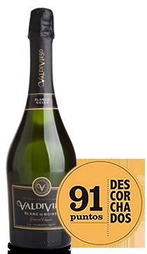 Valdivieso Blanc de Noirs  Sparkling Wine 2015